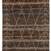 "New Pak Moroccan-style Small Carpet 7'9""×9'10"""