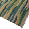 "New Paki Kilim with Wave Design 8'3""×9'10"""