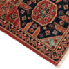 "New Pakistani Transitional Hand-Knotted Serapi Style Wool Runner 2'7""×9'10"""