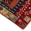 "New Pakistani Transitional Hand-Knotted Tribal Wool Runner 2'7""×9'10"""