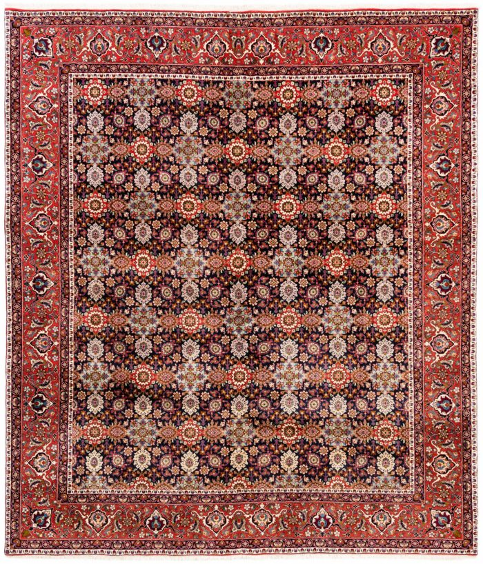 "New Persian Bidjar 8'1""×9'4"""