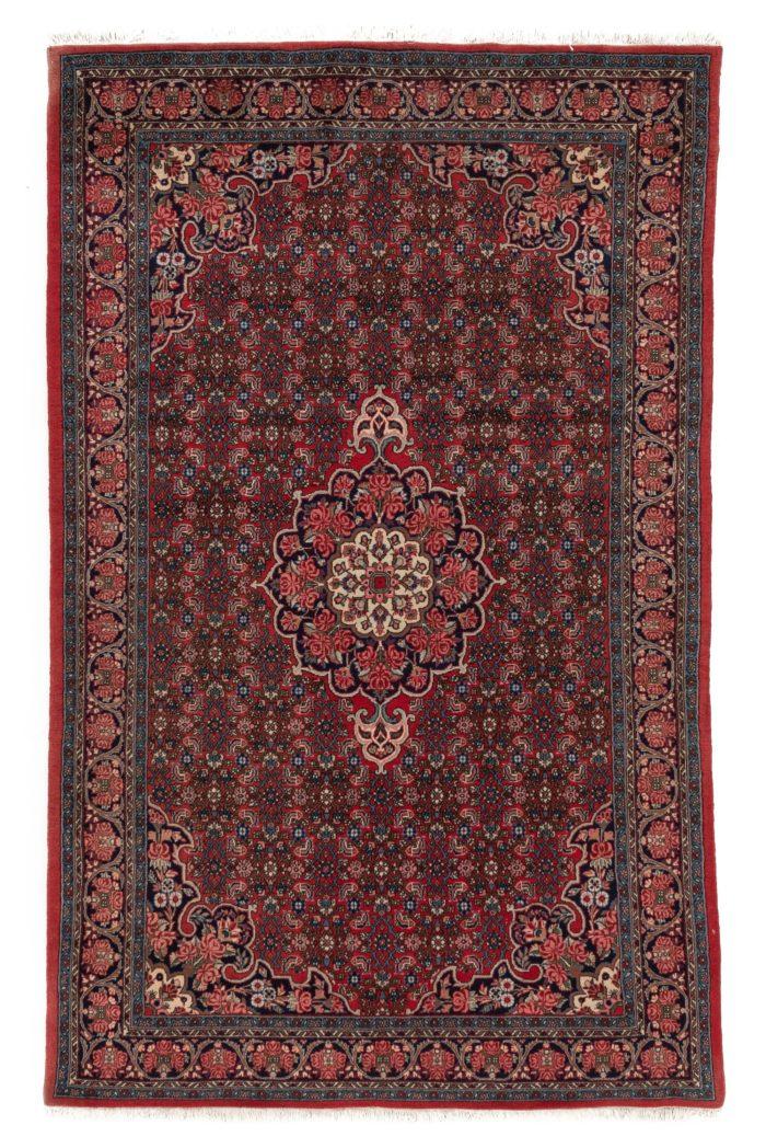 "New Persian Bidjar 4'6""×7'2"""