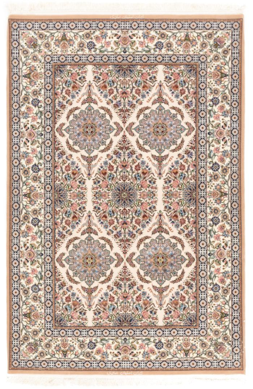 """New Persian Isfahan Rug 4'9""""×7'1"""""""