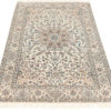 "New Persian Isfahan Rug 4'9""×7'10"""