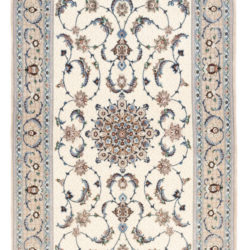 "New Persian Isfahan Rug 3'10""×6'0"""