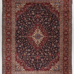 "New Persian Kashan 9'9""×13'4"""