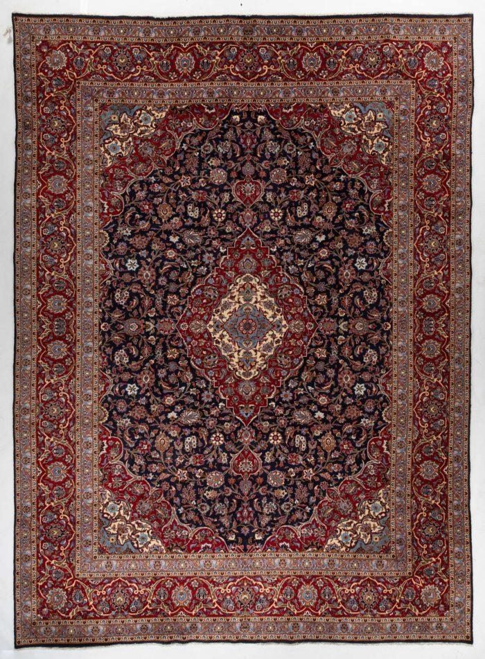 """New Persian Kashan 9'9""""×13'4"""""""