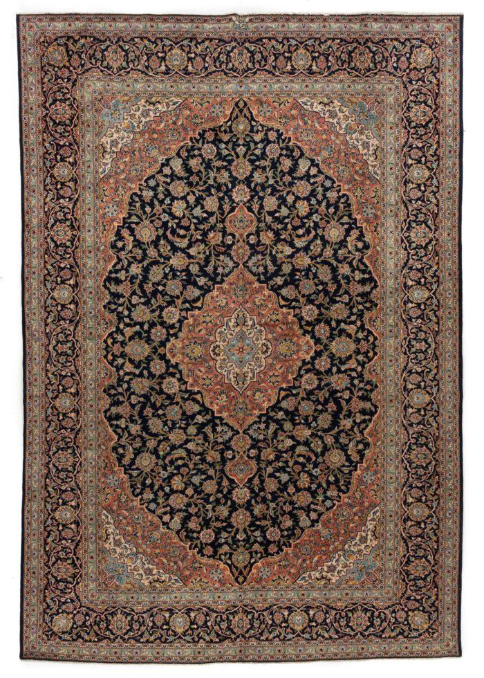 """New Persian Kashan 8'5""""×12'2"""""""
