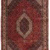 "New Persian Rug with Antique Bidjar Design 6'10""×10'1"""