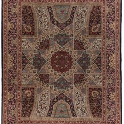 "New Tabriz Persian Large Rug 10'0""×13'0"""