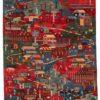 "New Tibetan Pictoral Transitional 6'1""×9'0"""