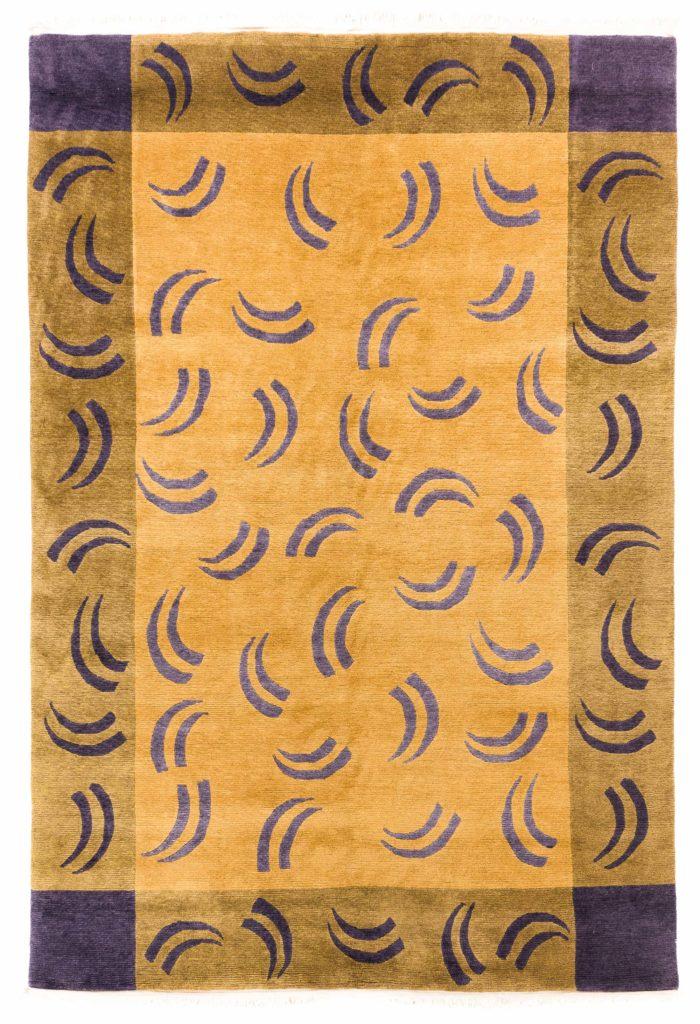 "New Tibetan Wool 6'1""×9'1"""