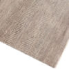 "New Transitional Room Size Wool Rug Hand Knotted with a Cotton Foundation 6'2""×9'4"""