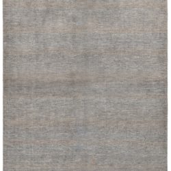 "New Transitional Wool Rug Hand-Woven with a Cotton Foundation 6'2""×9'3"""