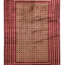 "New Turkmen Khawja Roshnai 6'8""×9'3"""