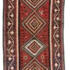"Semi-Antique Afghan Kilim 5'1""×9'5"""