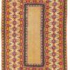 "Semi-Antique Bessarabian Romanian Kilim 6'0""×10'0"""