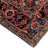 """Semi-Antique Hand Knotted Wool Heriz Rug 7'7""""×11'1"""""""