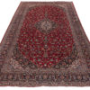 "Semi-Antique Kashan Rug 9'7""×16'3"""
