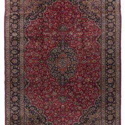 "Semi-Antique Meshad Rug 13'5""×19'9"""