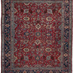 "Semi-Antique Northwest Persian Rug 9'8""×11'6"""