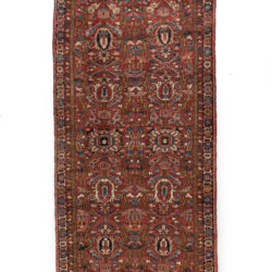 """Semi-Antique Persian Ahar 3'6""""×11'1"""""""