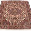 """Semi-Antique Persian Borchalu Rug 4'8""""×6'5"""""""