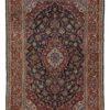 """Semi-Antique Persian Kashan 4'9""""×7'1"""""""