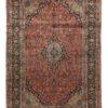 """Semi-Antique Persian Kashan 8'10""""×13'1"""""""