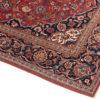 """Semi-Antique Persian Kashan Rug 4'6""""×6'8"""""""