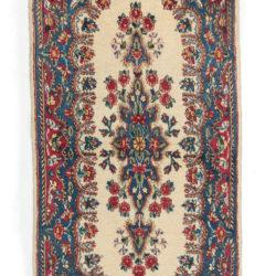 """Semi-Antique Persian Kerman 2'0""""×4'0"""""""