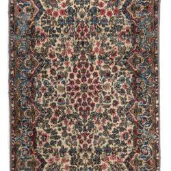 """Semi-Antique Persian Kerman 2'8""""×5'0"""""""