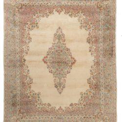"""Semi-Antique Persian Kerman 8'0""""×10'7"""""""