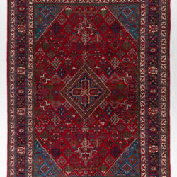 """Semi-Antique Persian Khosroabad Josheghan 8'7""""×12'2"""""""