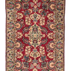 """Semi-Antique Persian Lavar 2'11""""×4'10"""""""