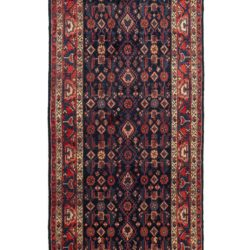 "Semi-Antique Persian Malayer 4'0""×14'3"""