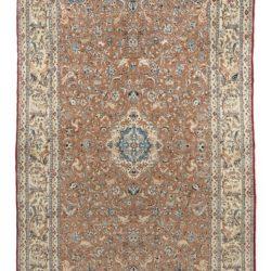 """Semi-Antique Persian Nain 5'4""""×9'9"""""""
