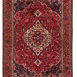 "Semi-Antique Persian Rug 8'3""×11'8"""