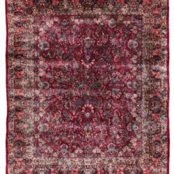 "Semi-Antique Persian Sarouk 13'0""×15'5"""