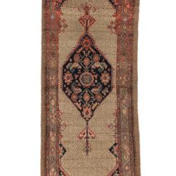 "Semi-Antique Persian Serab 3'1""×9'7"""