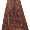 "Semi-Antique Persian Serab Runner 3'7""×15'10"""