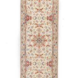 "Semi-Antique Persian Tabriz 2'9""×11'1"""