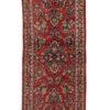 """Semi-Antique Sarouk Rug 2'9""""×10'1"""""""