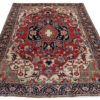 "Semi-Antique Serapi Rug 13'1""×20'6"""