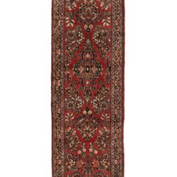 "Semi-Antique Soumak Runner 2'9""×19'5"""