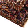 "Semi-Antique Wool Heriz Rug 7'9""×8'9"""