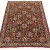 "Semi-antique Afghan Bactiari 4'11""×7'1"""