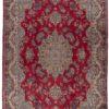 """Semi-antique Persian Kerman 13'0""""×21'4"""""""